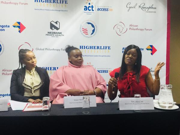 APF encourages businesses to have own philanthropic arm