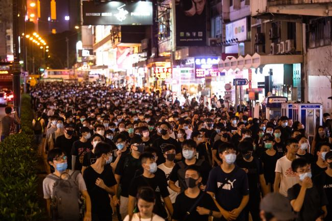 Hong Kong Leader Carrie Lam Says Extradition Bill Is 'Dead' as Unrest Continues