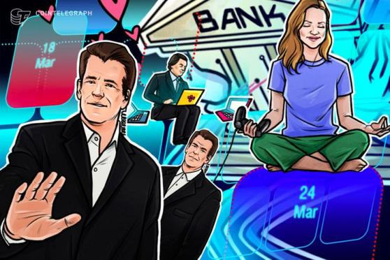 Hodler's Digest, March 18–24: Hodler's Digest, Top Stories, Price Movements, Quotes and FUD of the Week