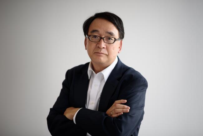 © Bloomberg. Takahide Kiuchi