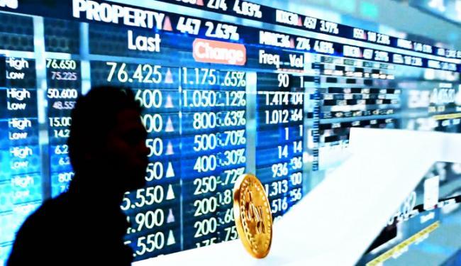 © Warta Ekonomi. Neraca Dagang Surplus, IHSG Merdeka 0,60%