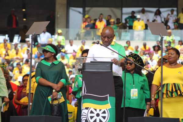 ANC must not take its successes for granted, says Ramaphosa in January 8 statement
