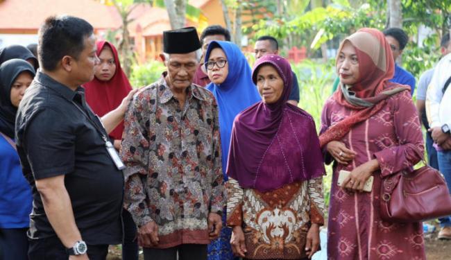Duka Keluarga Besar PNM untuk Reni Hermawati
