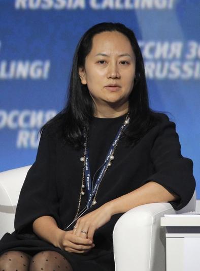 © Ansa. Usa fanno arrestare la leader di Huawei