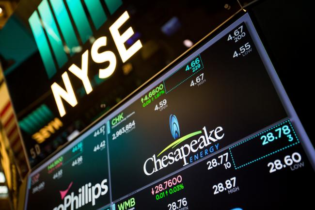 Chesapeake S 2 Billion Shale Sale Boosts Investor Fervor