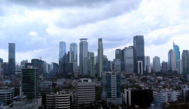 © Warta Ekonomi. BI Klaim Pertumbuhan Ekonomi Triwulan I Melebihi Target