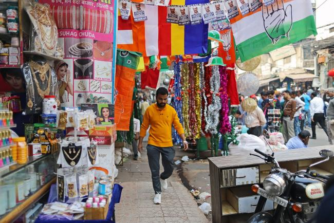 Consumers in India Turn Most Pessimistic in More Than Five Years By Bl