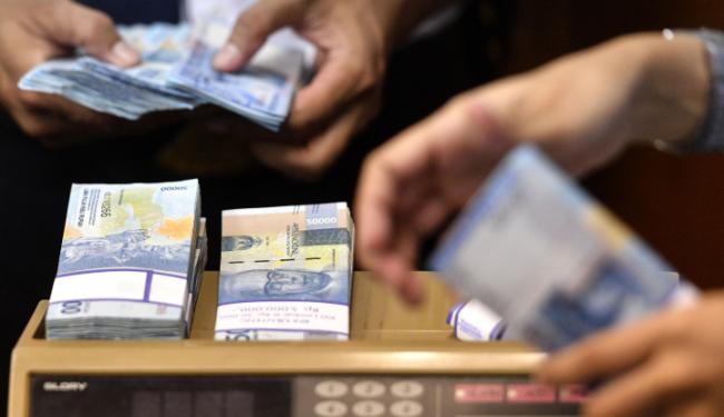 © Warta Ekonomi. Peredaran Uang Palsu Merajalela Bikin BI Siaga