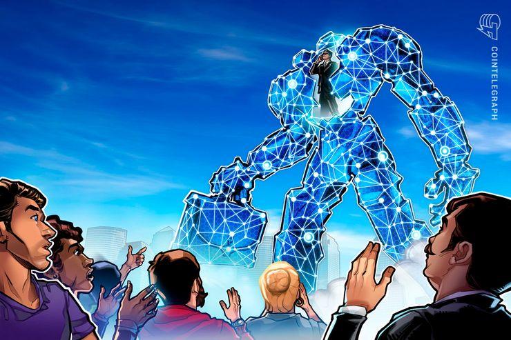 Empresa do portfólio da JP Morgan firma parceria com startup de blockchain de ex Deloitte