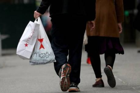 Consumentenvertrouwen VS gedaald