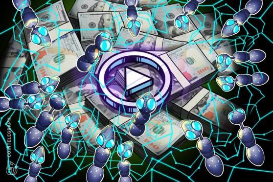 イーサリアムベースの分散型ビデオストリーム「ライブピア」、 8.6億円調達