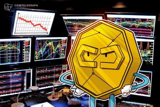 年明け早々の混乱、ドル円のフラッシュクラッシュがBTC相場にも波及 仮想通貨ビットコイン相場市況(1月3日)