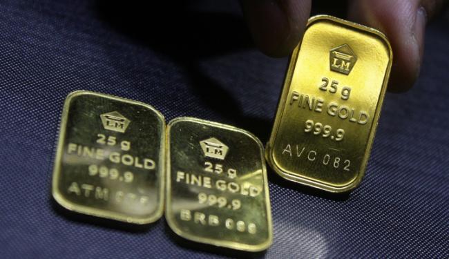 © Warta Ekonomi. Harga Emas Kembali Naik