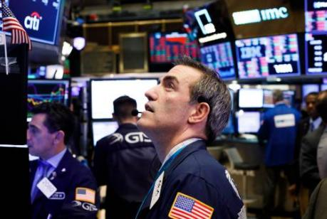 Wall Street blijft dicht bij huis