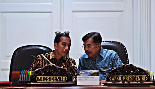 JK Tak Sepaham Soal Janji Sandi Buyback Indosat...