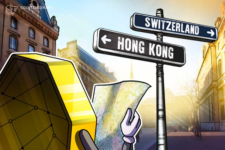 """Wegen """"undurchsichtiger Regulierung"""": Bitcoin-Wallet Xapo zieht von Hongkong in die Schweiz"""