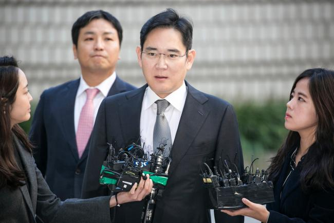 Billionaire Samsung Heir Endures Lecture From Judge in Bribery Trial