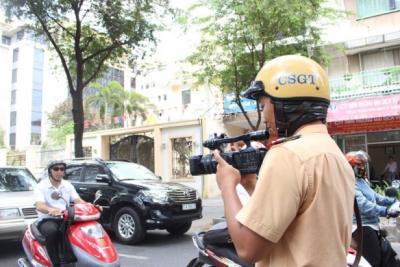 TP.HCM sẽ chấm dứt việc CSGT ra đường bắt vi phạm
