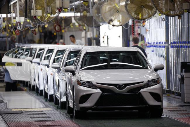 Toyota Is Halting Production in China Until Feb. 9