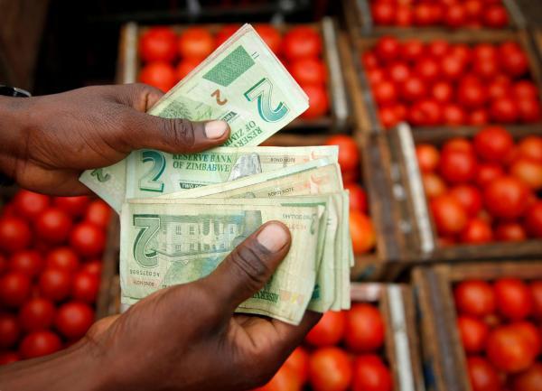 Zim Denominates Quasi Currency Floats Exchange Rate