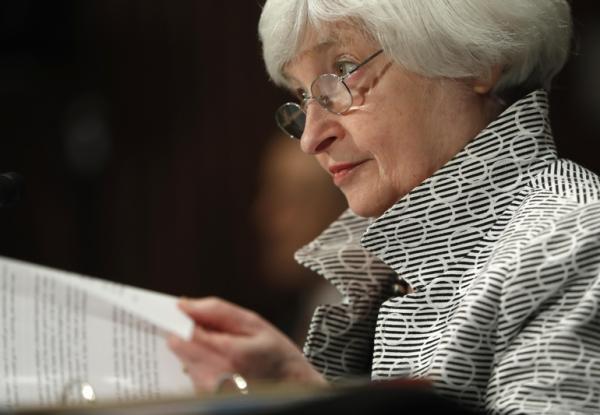 © Ansa. Fed: minute, verso rialzo tassi dicembre