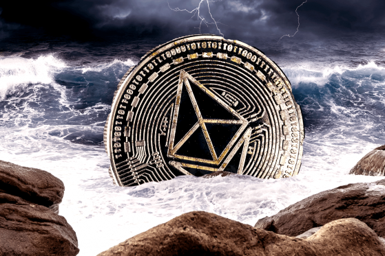 Ethereum (ETH) Down to Double Digits After CoinbasePro Flash Crash