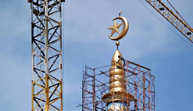 Perwakilan Indonesia Resmikan Masjid di Rusia