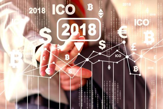 Initial Coin Offerings Boom in 2018