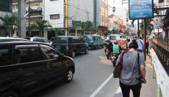 © Warta Ekonomi. Pemkot Medan Dukung Penuh Angkutan Online
