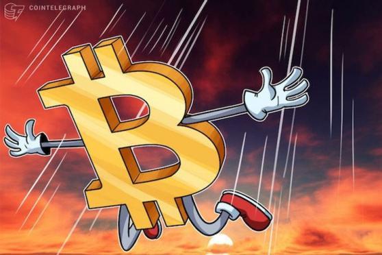 仮想通貨相場は下落、ビットコインSV廃止運動の影響か|(仮想通貨相場市況4月16日)