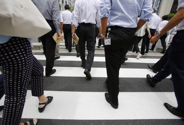 Giappone: Pil terzo trimestre -0,6%