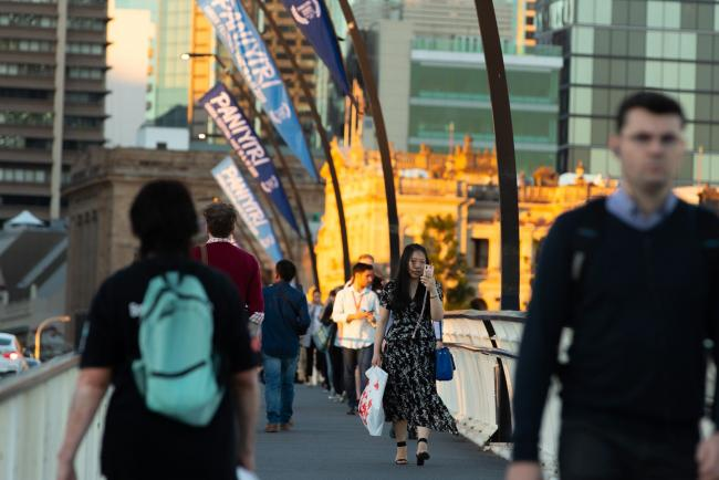 Australian Employment Surges Past Expectations; Currency Rises