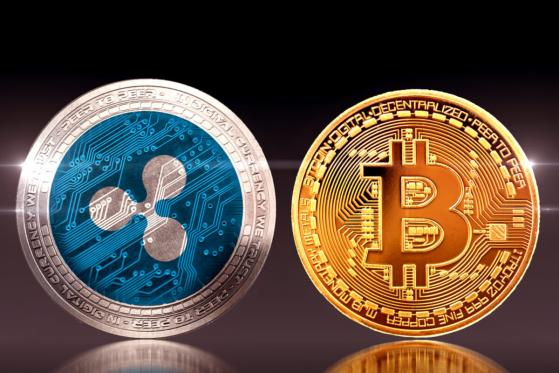 Ripple CEO: Bitcoin Won't Be Global Cryptocurrency