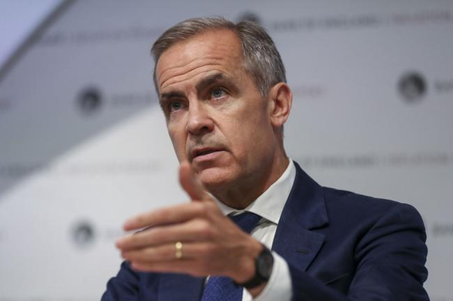 Carney May Be Asked to Extend BOE Term Again, FT Reports By Bloomberg