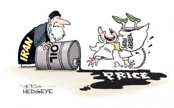 原油周评:OPEC减产欲百尺竿头更进一步,空头梦碎