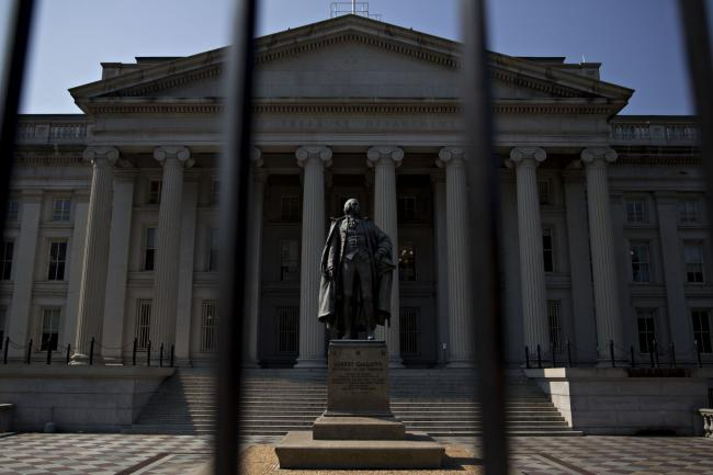 Treasuries Fail to Hold Gains Spurred by Fed's Rescue Attempt
