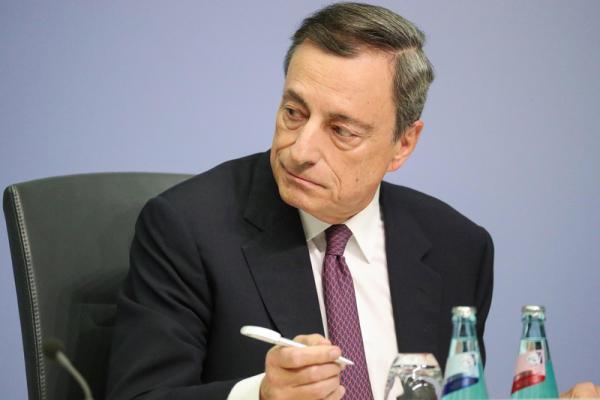 © Ansa. Draghi, completare Unione bancaria