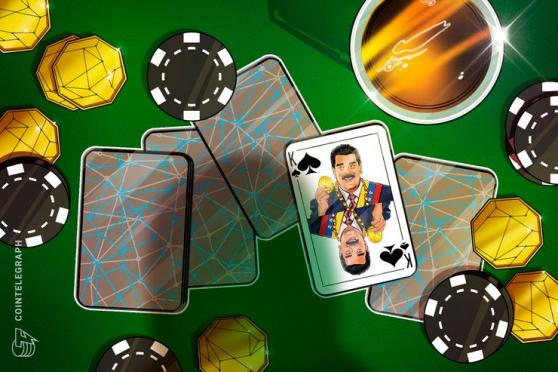 Maduro Announces Crypto Casino in Support of Petro and Public By Coint