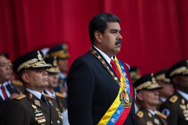 © Bloomberg. Nicolas Maduro