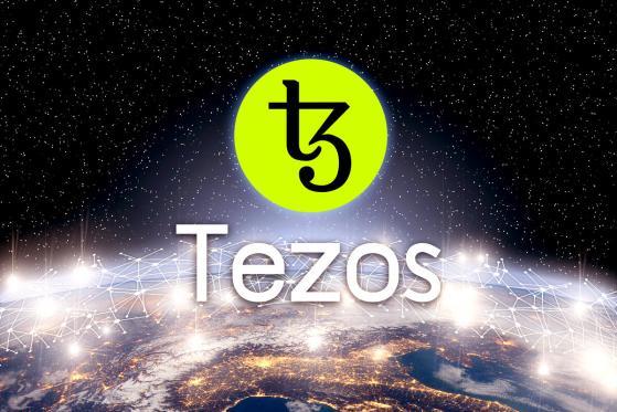 tezos teknik analizi Tezos Teknik Analizi: Dao açıklaması Tezos fiyatını fırlattı!