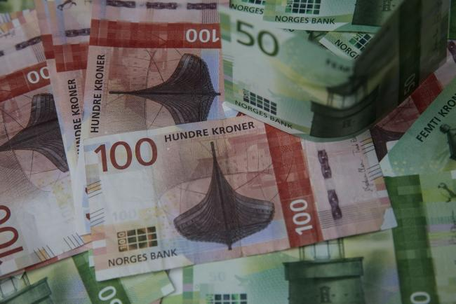 Norway's Wealth Fund Delivers $28.5 Billion Gain Ahead of Plunge