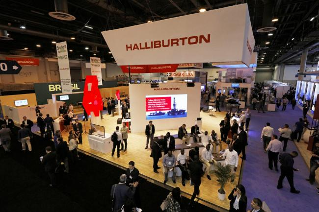 Halliburton Cuts Workforce in U.S. Rockies on Lower Activity By Bloomb