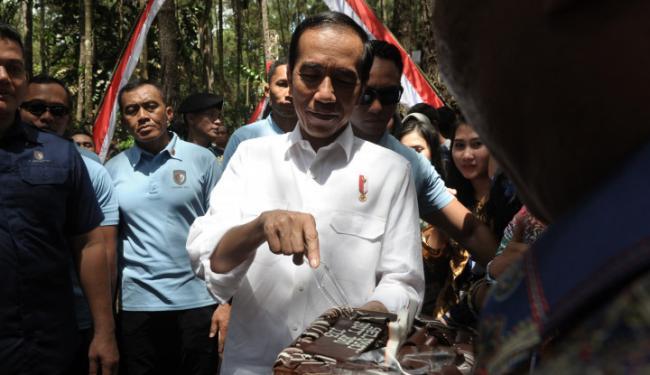 © Warta Ekonomi. Dekopin Minta Ini dari Jokowi
