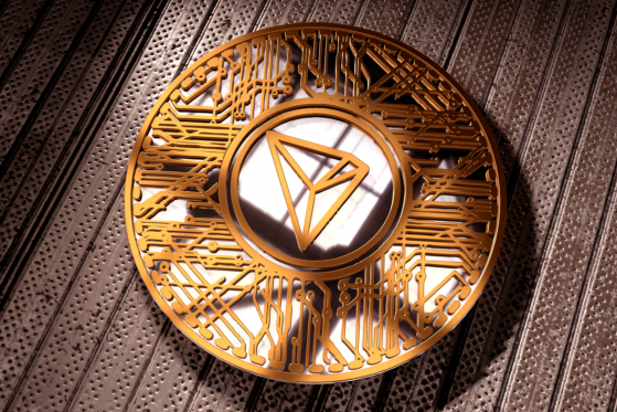 TRON (TRX) Closes in on EOS as Second Fastest Network By Cryptovest