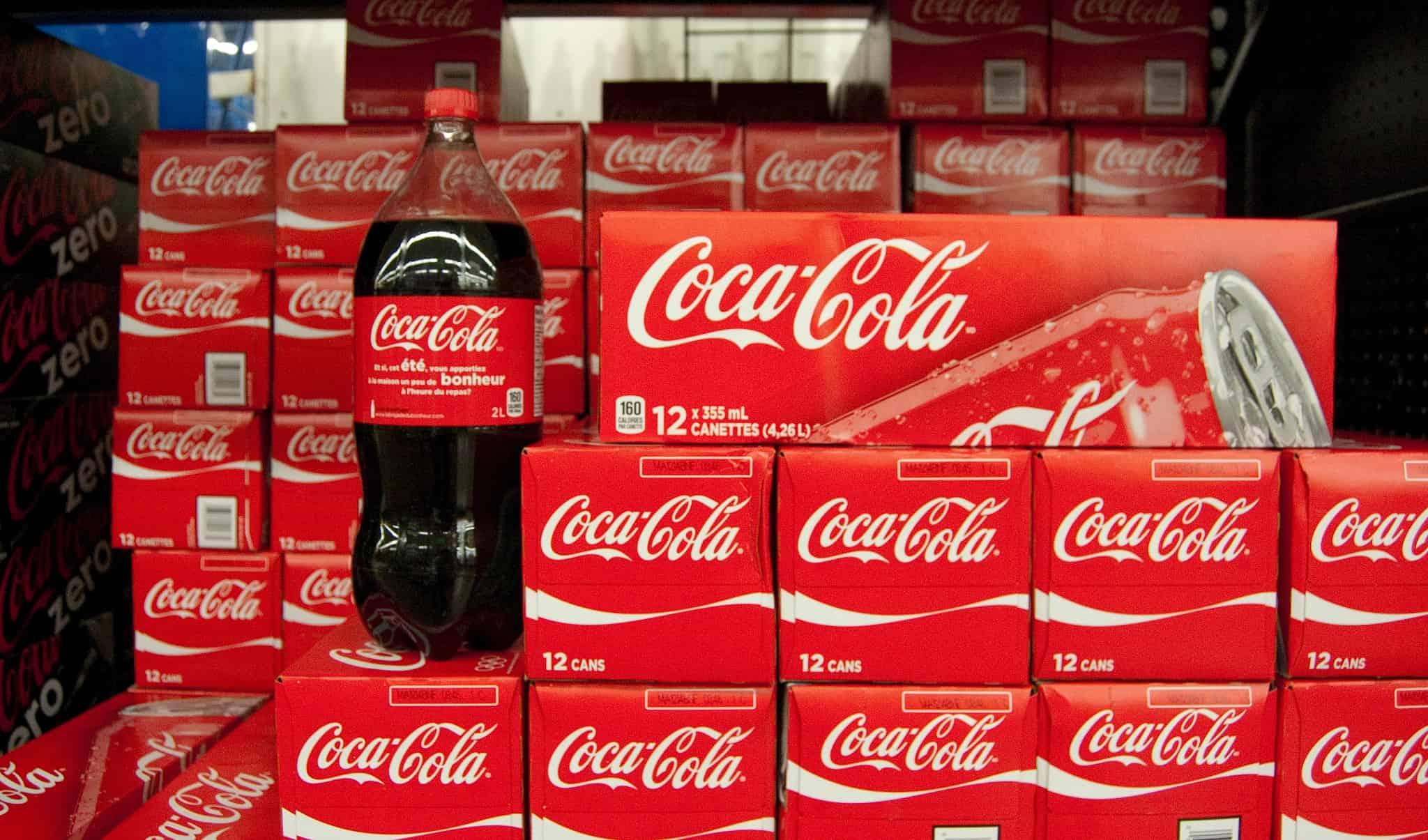 5 Gründe warum Aktien von Coca-Cola abgetaucht sind