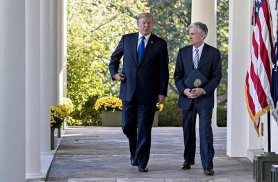 Fed sẽ tiếp tục nâng lãi suất bất chấp lời chỉ trích của Donald Trump?