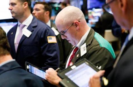 Forse koersverliezen op Wall Street