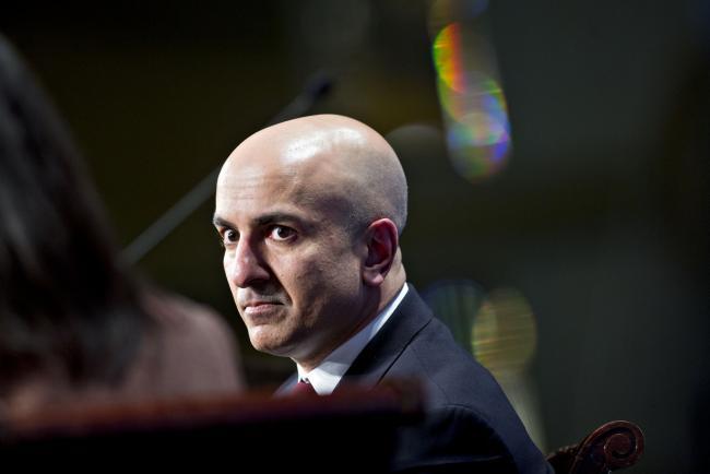 Fed's Kashkari Says U.S. Shouldn't Ease Bank Capital Rules By Bloomber