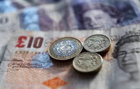 Lagere inflatie in Groot-Brittannië