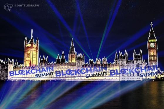 cryptocurrency conference london